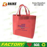 Wholesale Cheap PP Non-woven Bag For Shopping DK-HB166