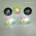 Promotional Custom Flashing Pin Badge Led Button Badge