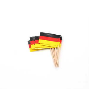 party decorations cupcake picks flag toothpick for cocktail