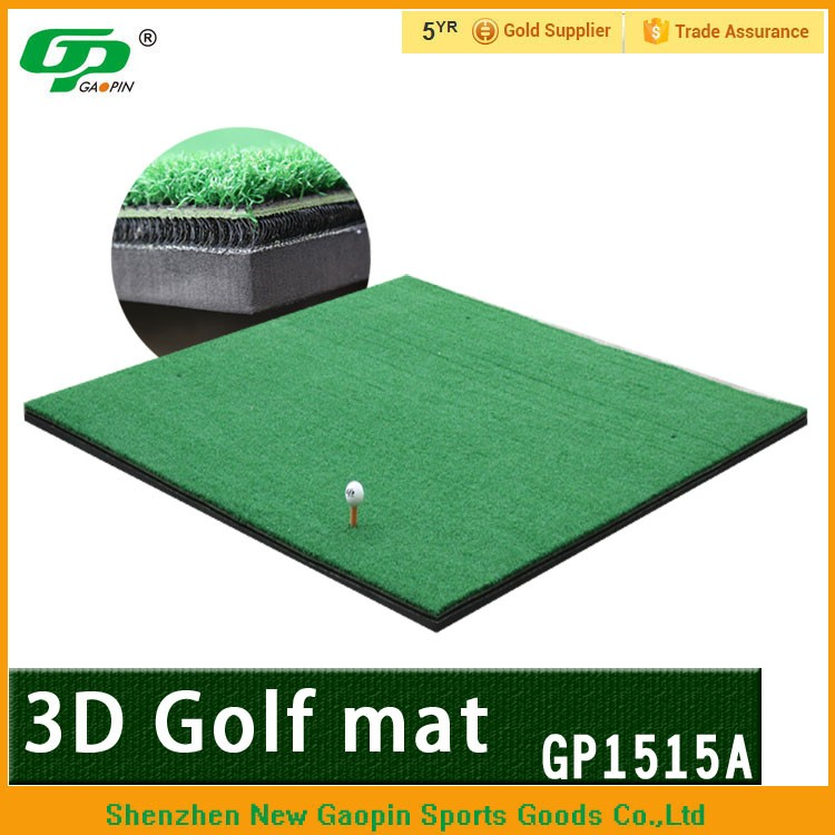 Wholesale Driving Range Golf Mat/ Golf Practice Mat/Golf Hitting Mat