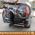3 bicycle Mounted Bike Rack / Car Trailer & Bicycle Luggage Carrie bicycle rack