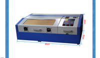 manufacture 40W mini laser engraver for wood/acrylic/paper/MDF agent price for sale