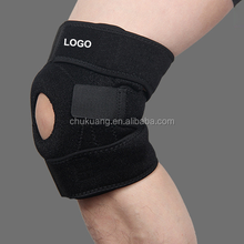 Custom professional medical sport neoprene hinge support three pressure hinged knee brace