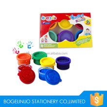 30ml 6 Colours Finger Paint For Kids DIY Painting