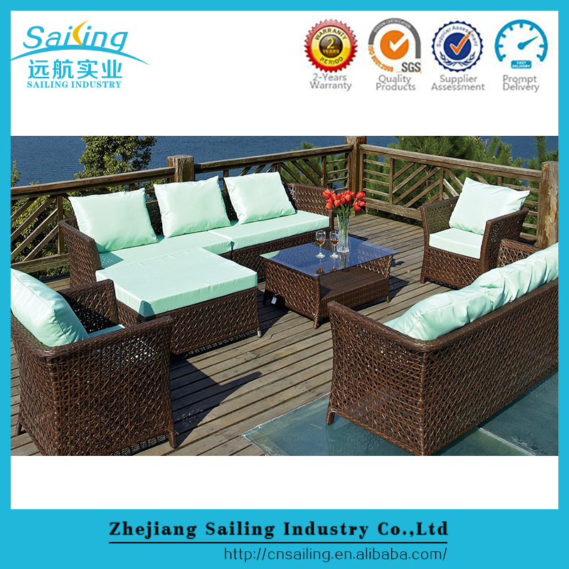 Sailing Leisure Specific Use Resin Rattan Garden Line Classics Outdoor Used P