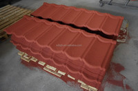 Color Steel Plate,metal and stone Material and Plain Roof Tiles,roman,milan, alexander,baroque Type roof manufacture