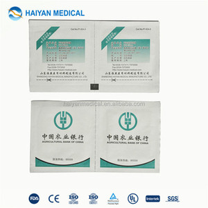 Disposable Medical Alcohol Prep Pad nonwoven Alcohol swabs