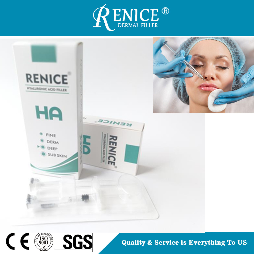 HA Dermal Filler for Removing Wrinkles and Shaping Facial Contour