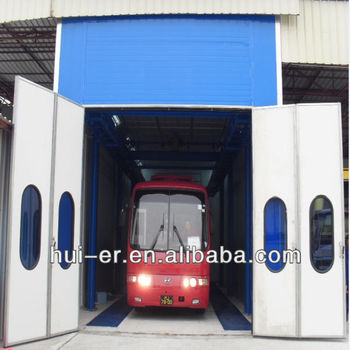 Drying and painting car paint booth price