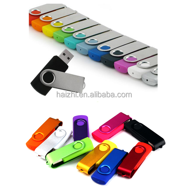 Free logo 4gb twister <strong>usb</strong> 2.0 3.0 stick <strong>usb</strong> flash memory pen drive (HZ xz)