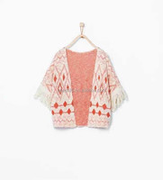 2015 High Quality Softness Pure Cotton Baby Sweater Design Factory Children's Sweaters Baby's Knitwear