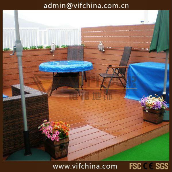 Bambou ext rieur terrasses en bois composite plastique for Bambou en plastique