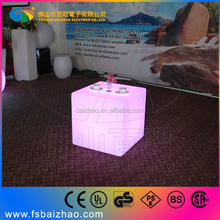 New model 60*60*60cm led cube