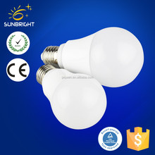 Excellent Quality High Intensity Ce,Rohs Certified Plastic Led Bulb Skd
