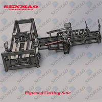 China famous brand DD saw machine/automatic plywood sizer machine