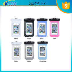 PVC Waterproof Dry Bag Case for iPhone 4 4s 5 5s 5c