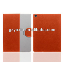 Wallet Leather Case For Ipad 5,The Newest Luxury Colorful Leather Case For Ipad 5