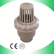 injection molding machine size 2'' pvc check valve
