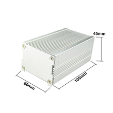 great aluminum extrusion enclosure electronics