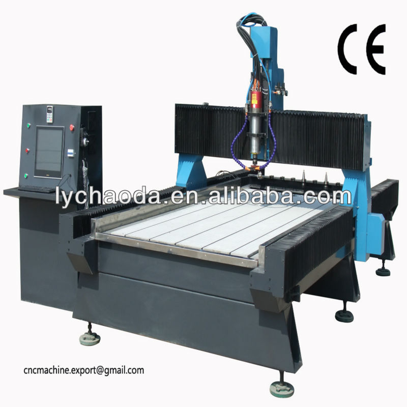 JCS1325L ATC Countertop Stone Marble Granite Sandstone CNC Cutting Machine for Stoneworking