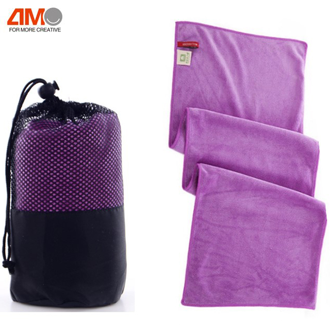 Microfiber Travel Sports <strong>Towel</strong> for Camping Gym Beach Bath Yoga