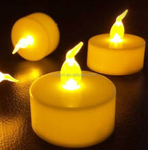 hot sale solar tea light candle