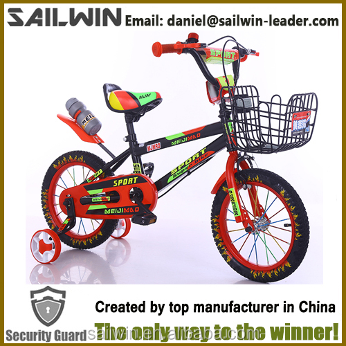 2017 newest model cheap kids children bicycle for 2 years old child on sale