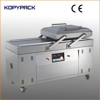 KP-DVP-700 double chamber olive vacuum packing machine