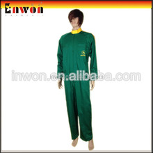 Fashion designer polyester cotton coveralls dubai