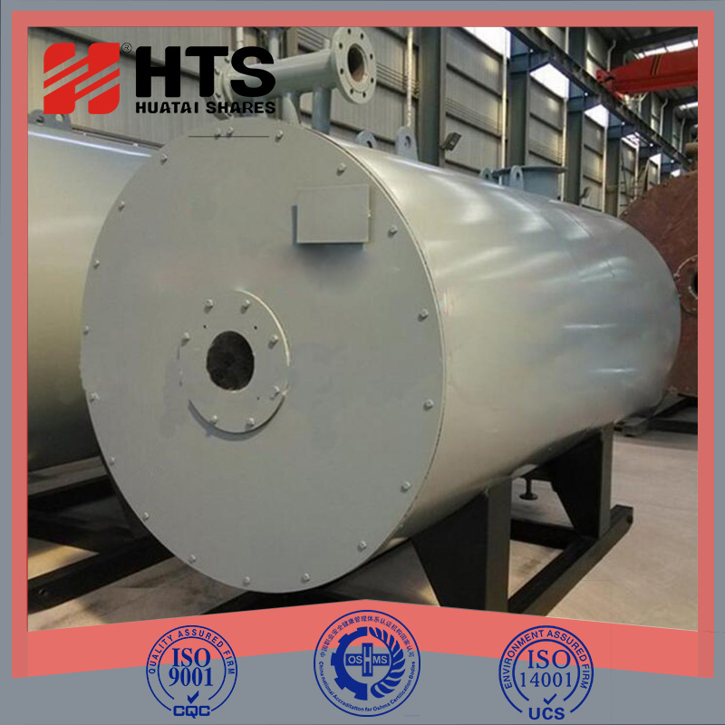 Customization design natural gas saturated steam boiler with competitive price