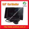 3.5inch Stand Security TFT Moniter