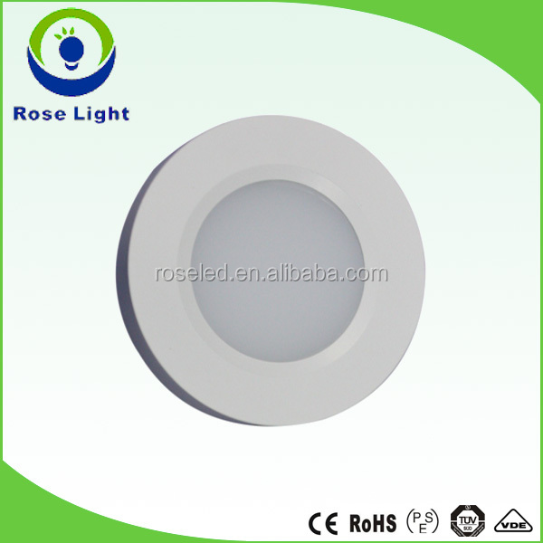 Aluminum mini led cabinet light 3W