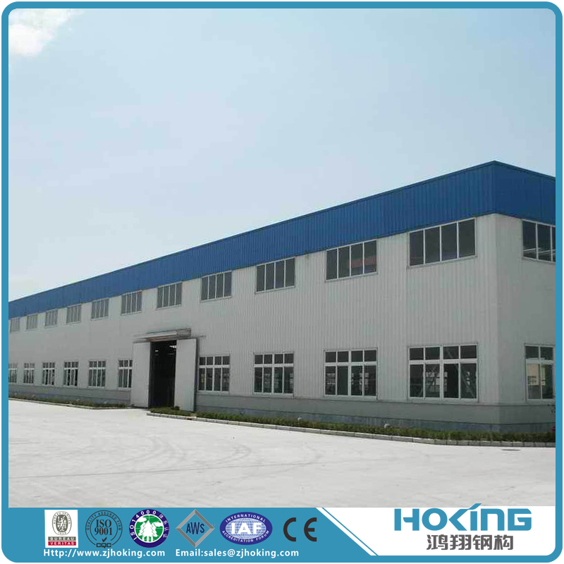 Pre Made Galvanized Steel Structure Construction Building for Warehouse and Workshop with Low Price
