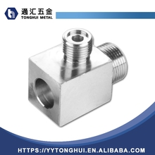 SS316L Forged Butt Weld Pipe Fitting Natural Gas