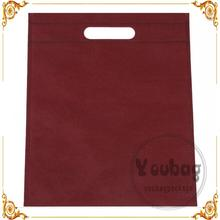 alibaba china eco friendly trade show bags yellow lamination fold up non woven bag