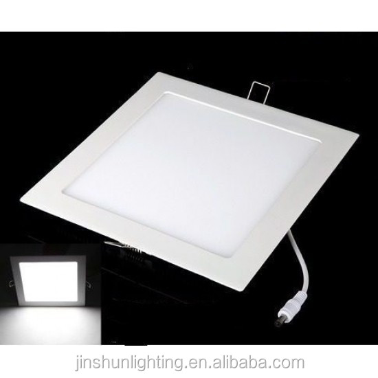 Hot sale LED panel lighting Slim Round Square ceiling light new led lighting products