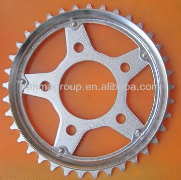 Super Quality Motorcycle XR200 Sprocket 520-43T