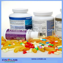 Custom manufacture nutritional supplements in Canada