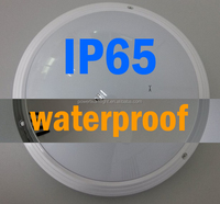 IP65 microwave motion sensor led ceiling light with emergency 4H 2w