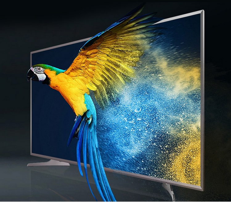 Newest tv 3s 65 Inch Flat Interface HD Screen Real 4K Quad Core 3840*2160 Ultra HD tv 65''