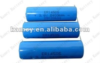3.6V Lithium ion Primary Battery ER14505