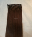 Luxury 120g 160g 260g 280g 300g 320g Double Drawn Thickness Lace Clip in Hair Remy Clip in Hair Extensions