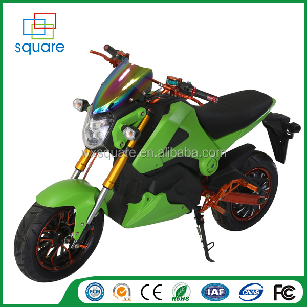 Fashionable Design Powerful Motor Green Zero Motos Adult Motocross Bike Electric Motorcycle