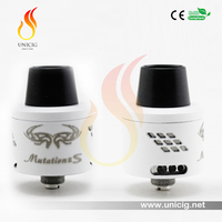Alibaba express Hot selling vaporizer Newest Mutation xs RDA