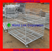 Folding Wire Mesh Heavy Duty Security Cage