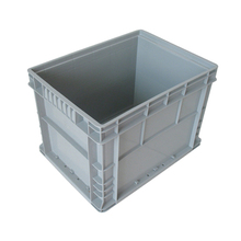 euro stacking box with top quality