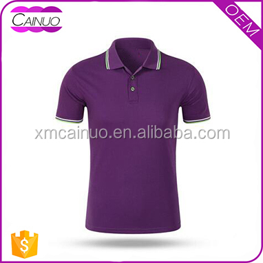 Custom women clothing sports casual polo t shirt printing machine