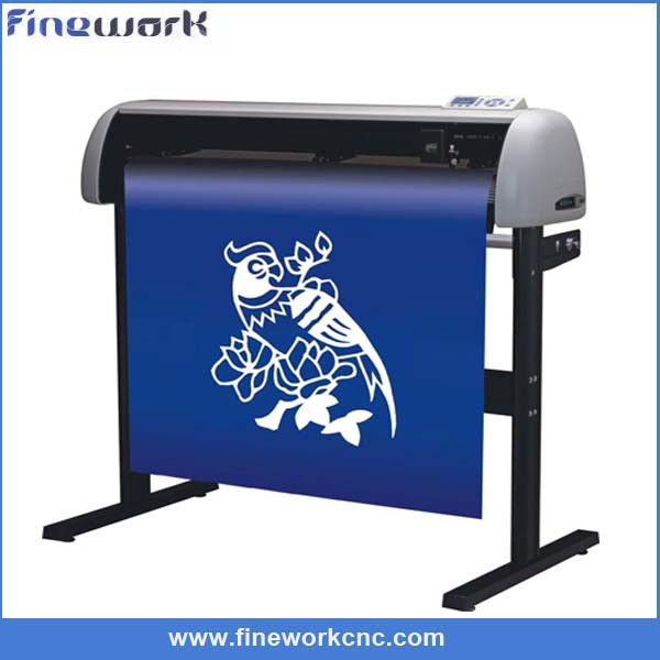 driver servo usb cutter ce approved vinyl cutter plotter with felxisign v10 cutting plotter with stand