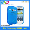 Mobile phone case for Samsung Galaxy Fame S6810 tpu gel case S line