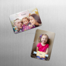 Personalized Printing Photo Rubber Refrigerator Magnet Fridge Magnet
